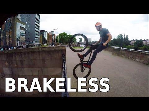 Ali Clarkson Vlog 10 - Brakeless