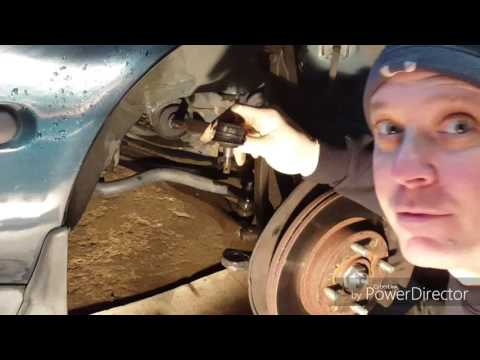 Honda Civic Outer Tie Rod End Replacement