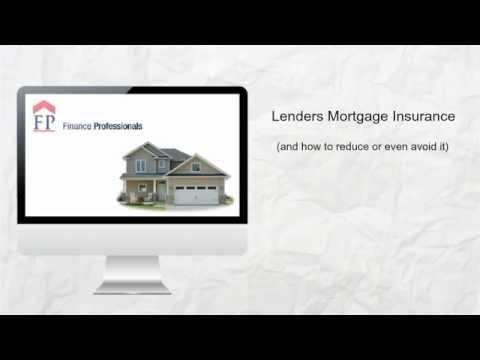 Lenders Mortgage Insurance (LMI) explained