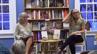 The Norwich Bookstore  Ann Hood   The Book That Matters Most