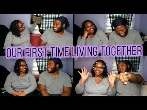 What to Expect When You Move In Together