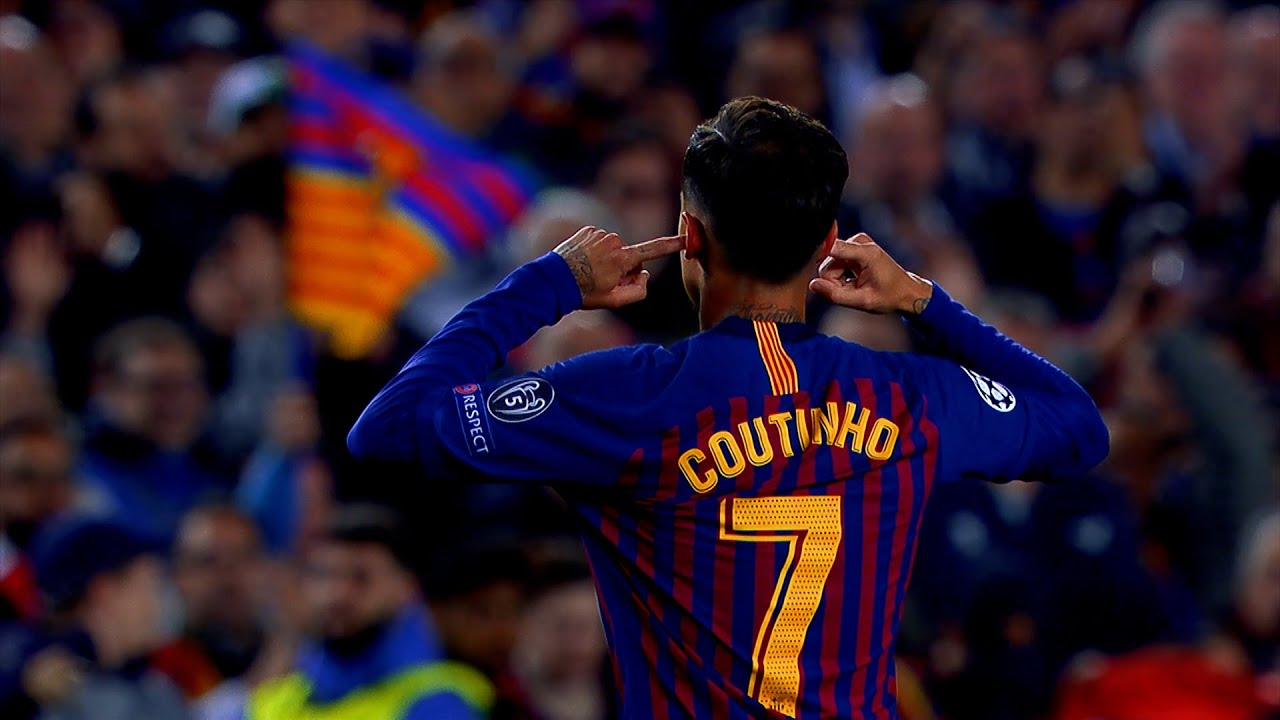The Day COUTINHO DESTROYED MANCHESTER UNITED | 2019 1080i HD (English Commentary)