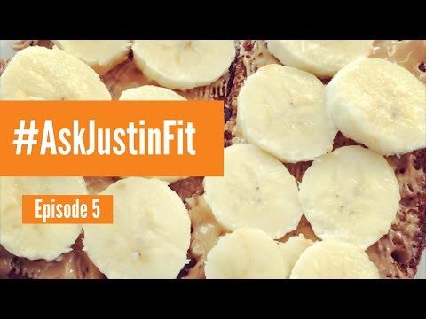 #AskJustinFit Episode 5: How do I stop eating out of boredom?