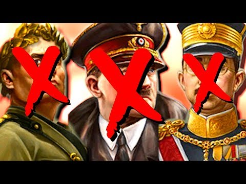 No Fascist Germany, Japan, or Italy   Hearts of Iron 4 [HOI4 Waking the Tiger]