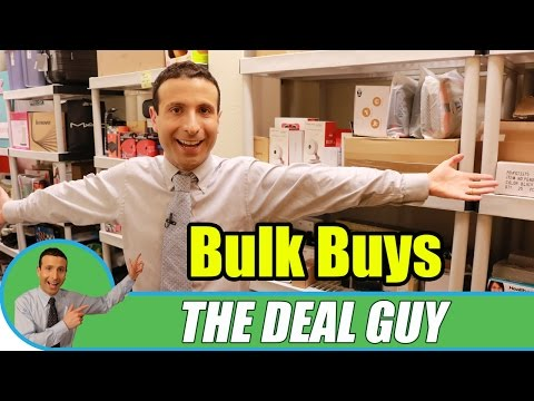 Bulk Buying Savings ◄ The Best Bulk Buy Products 2016