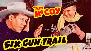 Six-Gun Trail (1938) Western Full Length Movie