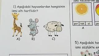 Download 1.sınıf Türkçe yıl sonu deneme sınavı (2.sınıfa hazırlık) Video