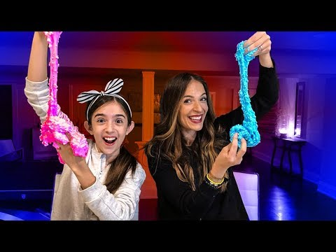 ULTIMATE SLIME MAKING!! w/ Mama Bee