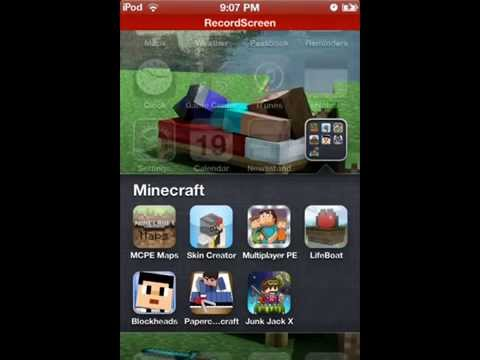 How To Download MCPE Maps No Computer No Jailbreak