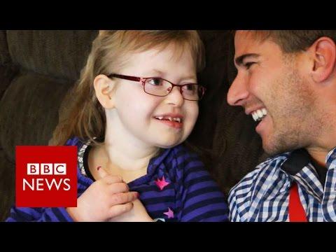 'Inspiring' ex-teacher helps disabled children - BBC News