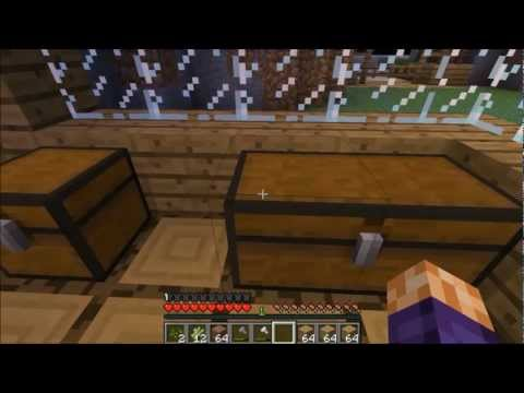 Minecraft Episode 1 - Let the lag begin.