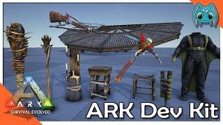 SECRET ARK EXTINCTION DLC REVEAL? NEW DINOSAURS UPDATE