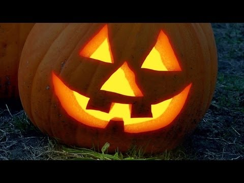 Photoshop Tutorial: How to Make Your Own Glowing, Halloween, Jack o' Lantern