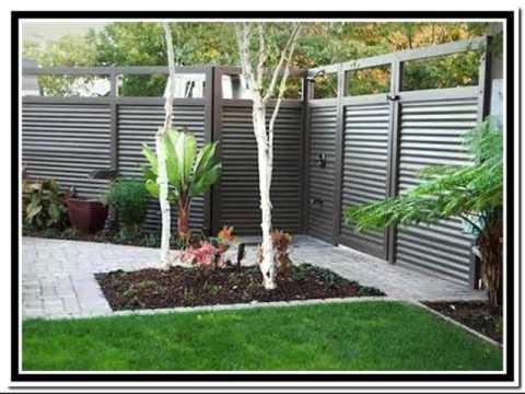 Fencing Ideas | Fences & Gates Design For Outdoor - Garden