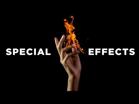 Special Effects for Beginners | TECH TALK
