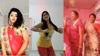 Zee Tamil Devathaiyai Kanden Actress Shefaali Mahalekshmi Tamil Dubsmash