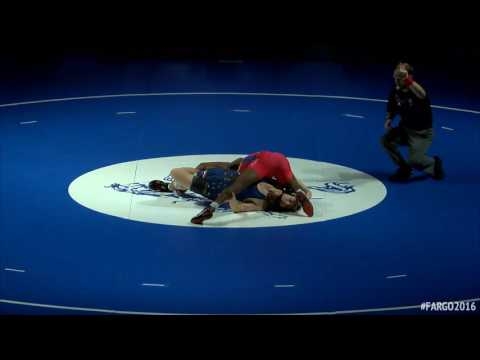 132 f, Jacori Teemer, NY vs Mason Phillips, WA