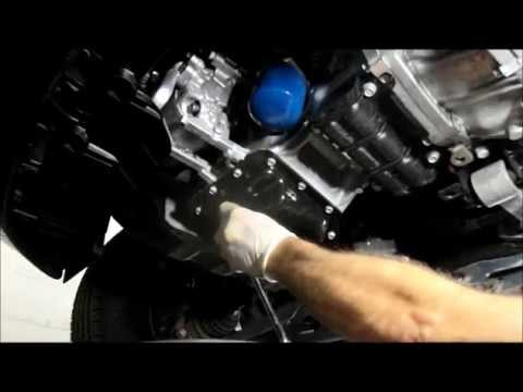 How to change the oil and filter on a Kia Soul