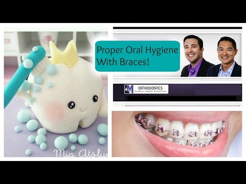 Proper Oral Hygiene With Braces