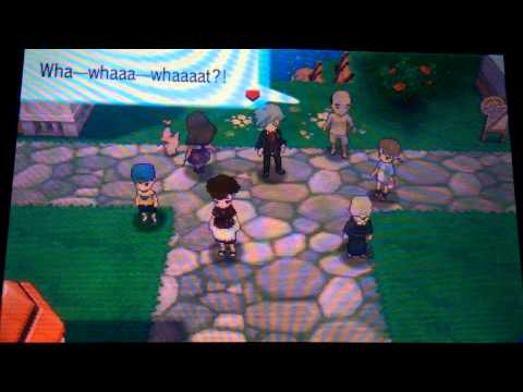 Pokemon Omega Ruby & Alpha Sapphire Where To Find HM Dive
