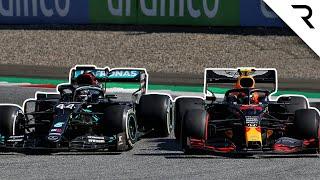Why Red Bull/Mercedes F1 feud goes beyond Hamilton v Albon clash