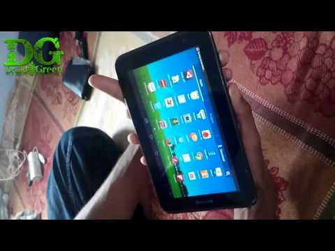 Samsung Galaxy Tab 2 P3100 screenshot Android 4.1.2 Jellybean Tablet