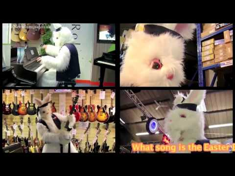PMTVUK Easter Bunny Competition - Win a Gibson Guitar   PMTVUK