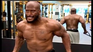 "James Harrison ""PROVES He's The Strongest Man in the NFL"""