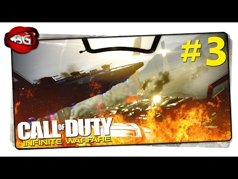 Call of Duty Infinite Warfare Walkthrough Part 3 -Take to the sky (CODIW)