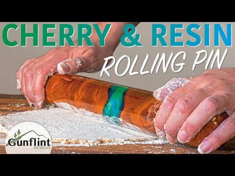 Resin Filled French Rolling Pin