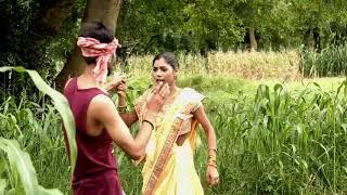 Prank On Desi  Village Bhabhi (भाभी )| Bharti Prank | Raju Bharti |