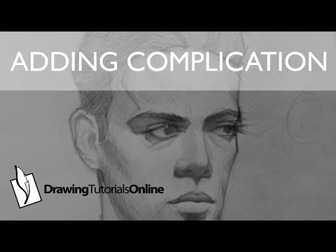 Drawing A More Realistic Portrait