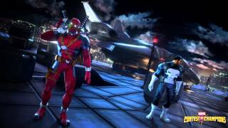 """""""Marvel Contest of Champions"""" - NYCC Trailer"""