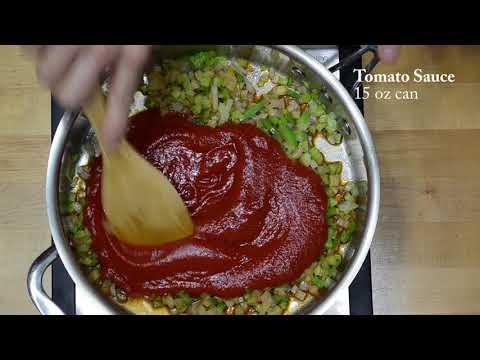 The Everyday Chef: Savory Lentil Sloppy Joes