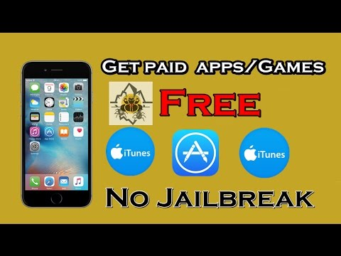 Install Paid Apple Apps/Games For Free From App Store iPhone iPad iPod, No Jailbreak iOS 10.2 10.3
