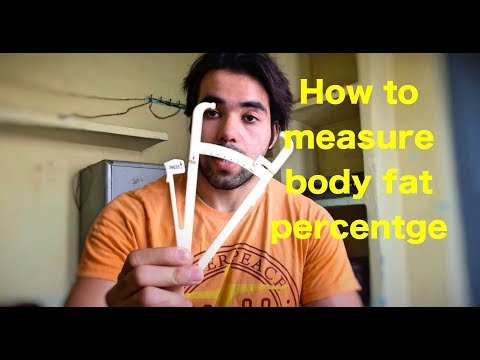 How to measure your body fat percentage at home, India