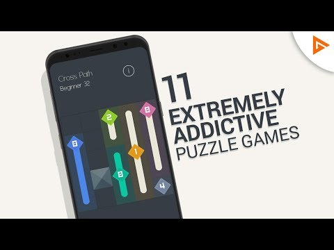 11 Extremely Addictive Puzzle Games for Android!