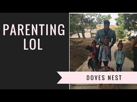 Doves Nest Episode 3: Parenting LOL....