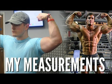WHAT ARE MY MEASUREMENTS!?