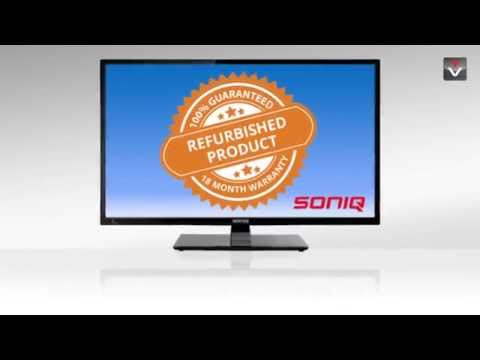 All you need to know about buying a SONIQ refurbished TV