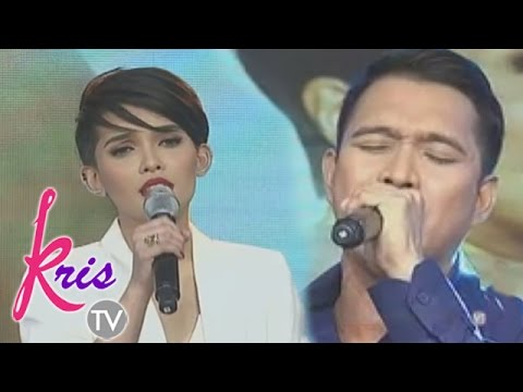 Kris TV: Thor and KZ sing