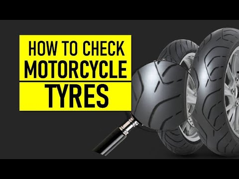 When To Replace Bike Tyres ? [Hindi]