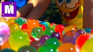 Download ORBEEZ сюрпризы игрушки с разноцветными шариками Орбиз Video