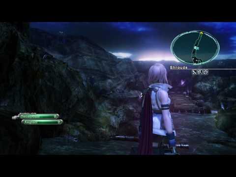 Final Fantasy XIII: Odin Battle [HD]