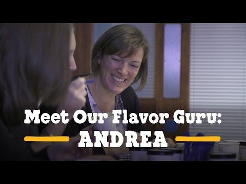 Andrea: Meet Our Flavor Gurus | Ben & Jerry's