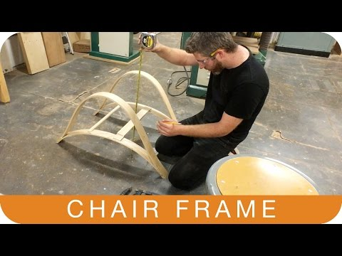 How to Make a Chair | Episode 10: FRAME