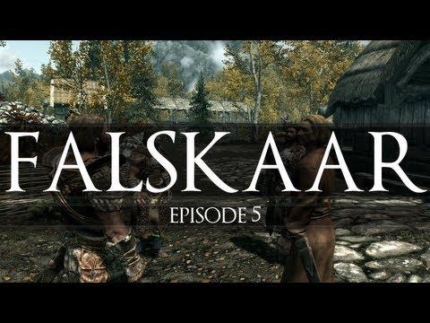 Zebra Plays - Skyrim: Falskaar! - Episode 5