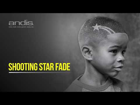 Step-by-Step Video: Shooting Star Fade