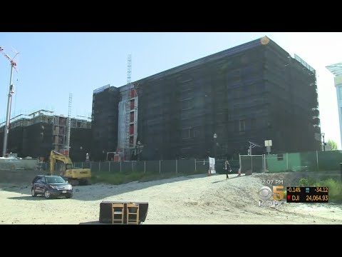 Oakland Housing Development By MacArthur BART Will Tower Over Neighboring Buildings