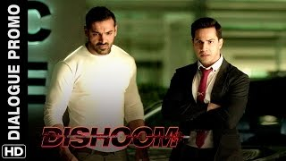 Varun & John vow to live upto the 'Hype' | Dishoom | Dialogue Promo